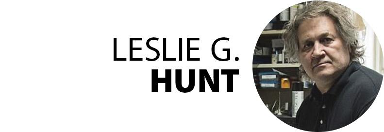 Leslie G. Hunt
